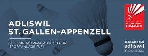 BCA vs BV St. Gallen-Appenzell 2