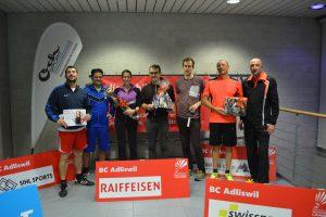 Badminton Plauschturnier