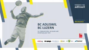 NLB BC Adliswil vs BC Luzern